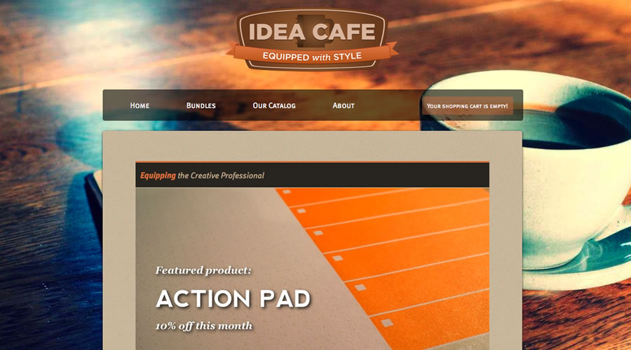 Idea Cafe - Chris Bowler