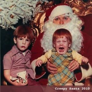 Creepy Santa 2010
