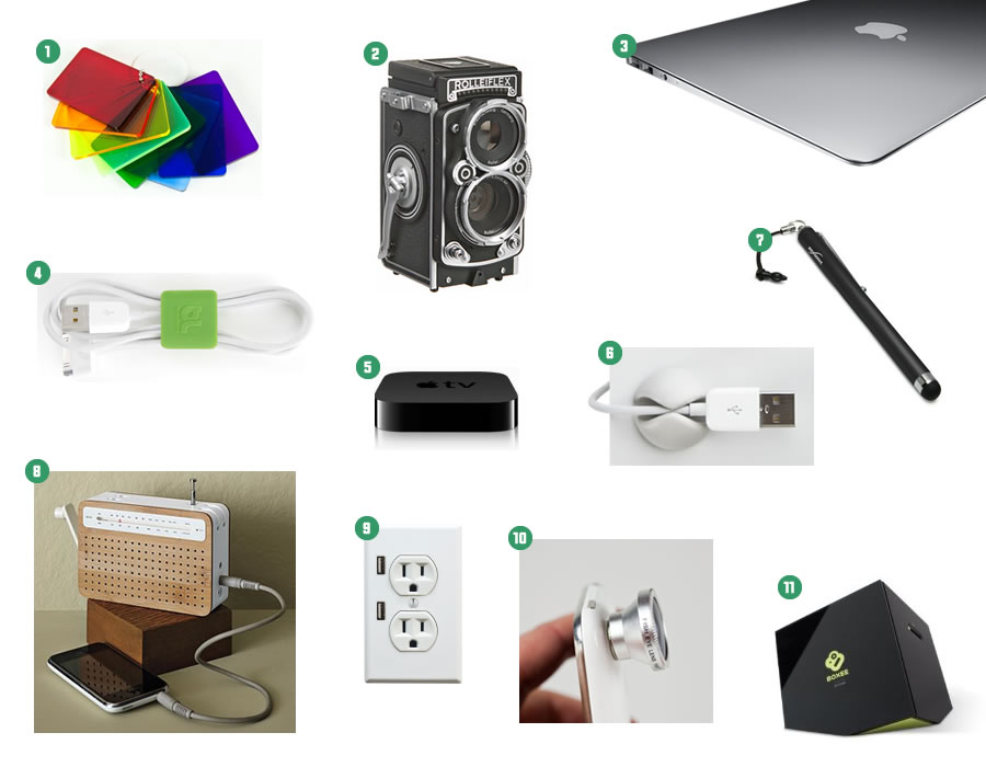2010 Christmas Gadgets