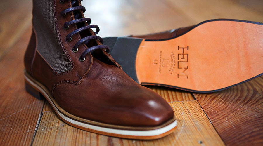 Helm Boots - Ray Ray
