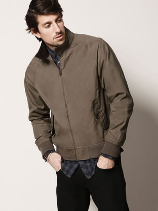 Ben Sherman - Zip Front Jacket