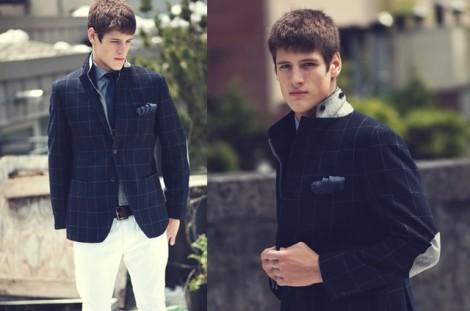 Luigi Bianchi Mantova - Blue Sportcoat