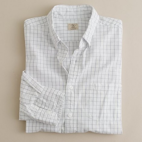 J. Crew - Plaid Shirt