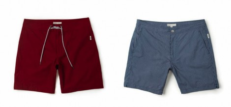 Onia - Calder and Amaury Swim Shorts