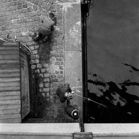 Fishing - Paris 1960