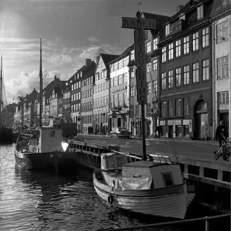Row Houses - Europe - Early 60's
