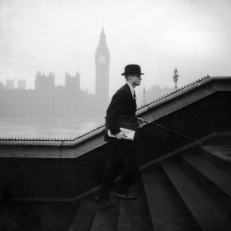 Bowler Hat - London - Early 60's