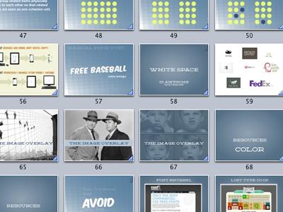 Workshop: PowerPoint Slide Design 101 - Bullets to Beautiful