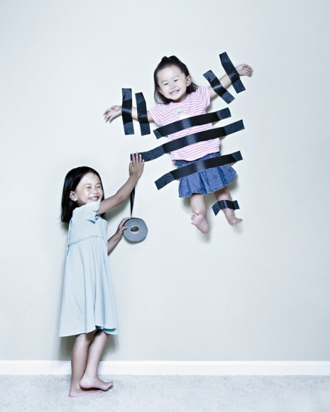 Creative kids photography - Jason Lee