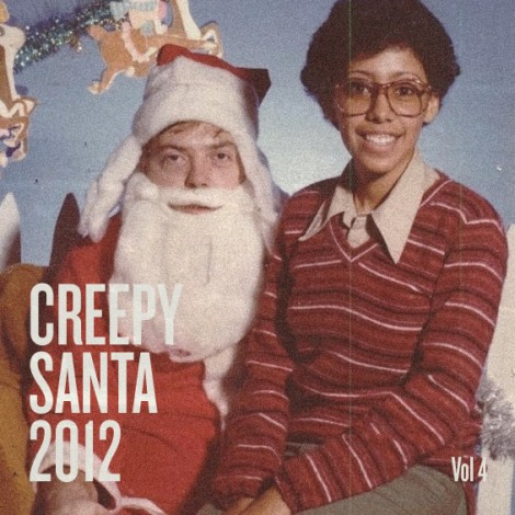 CreepySanta 2012 - A decent Christmas playlist for 2012