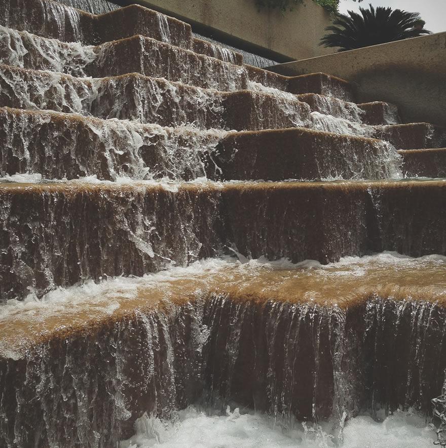 Urban falls.